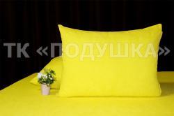 Купить желтые махровые наволочки на молнии в Екатеринбурге