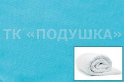 Купить голубой трикотажный пододеяльник в Екатеринбурге