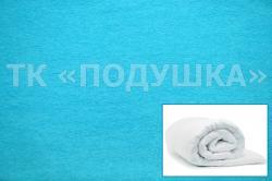 Купить бирюзовый махровый пододеяльник  в Екатеринбурге